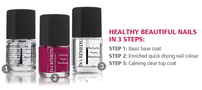 Dr S Remedy Enriched Nail Care Point Consumables Europe